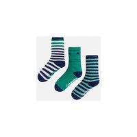 Комплект: 3 пары носков для мальчика Mayoral