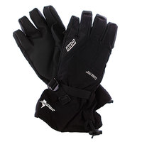 Перчатки сноубордические Pow Tormenta Glove Gtx Black