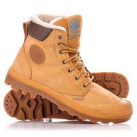 Ботинки зимние Palladium Pampa Sport Cuff Amber Gold/Mid Gum