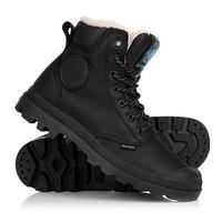 Ботинки зимние Palladium Pampa Sport Cuff Wps W Black