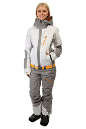 Комбинезон женский Roxy Impression Suit Mid Heather Grey