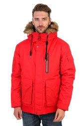 Куртка зимняя Quiksilver Arris Racing Red
