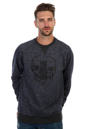 Толстовка свитшот Billabong Skullsplitter Havy Heather