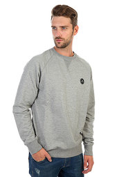 Толстовка свитшот Billabong All Day Grey Heather