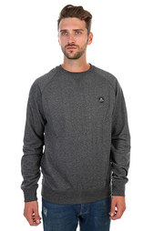 Толстовка свитшот Billabong All Day Dark Grey Heath
