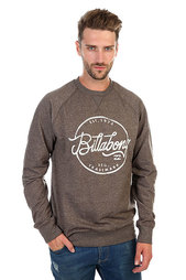 Толстовка свитшот Billabong Sloop Chocolate