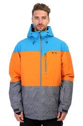 Куртка Rip Curl Enigma Printed Jkt Brilliant Blue
