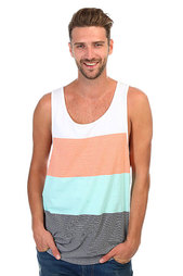 Майка Rip Curl Essential Stripes Tank Mood Indigo