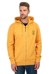 Толстовка классическая Rip Curl Back To The Search Hz Fleece Sunflower