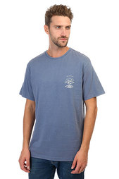 Футболка Rip Curl Back To The Search Slate Blue