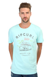 Футболка Rip Curl Born In 1969 Light Blue