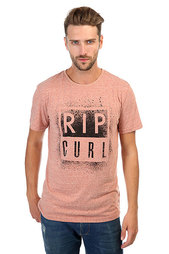 Футболка Rip Curl Obvious Rusty Brass Mar