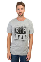 Футболка Rip Curl Obvious Beton Marle