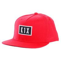 Бейсболка K1X Toros Bravos Snapback Cap Red