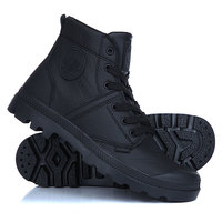 Ботинки высокие Palladium Pallabrouse Vl Black