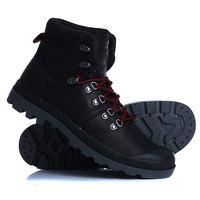Ботинки высокие Palladium Pallabrouse Hikr Black/Castlerock