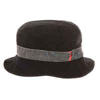 Панама Globe Baxter Bucket Hat Black