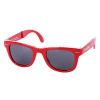 Очки True Spin Folding Sunglasses Red