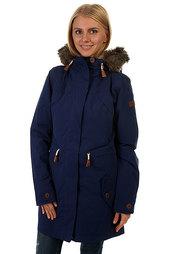 Куртка парка женская Roxy Amy 3n1 Blue Print
