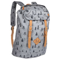 Рюкзак туристический The Pack Society Premium Backpack Grey Tree Allover