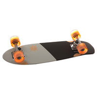 Скейт мини круизер Globe Blazer Black/White/Tailspin 7.25 x 26 (66 см)
