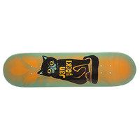 Дека для скейтборда для скейтборда Habitat Janoski Juan Light Blue/Orange 31.5 x 8.0 (20.3 см)