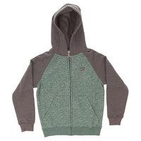Толстовка классическая детская Billabong Balance Zip Hood Evergreen