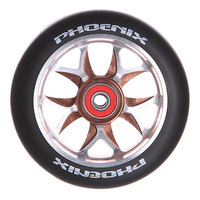 Колесо для самоката Phoenix F8 Alloy Core Wheel 110mm With Abec 9 Bearings Bronze/Black