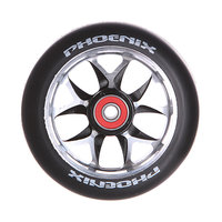 Колесо для самоката Phoenix F8 Alloy Core Wheel 110mm With Abec 9 Bearings Black