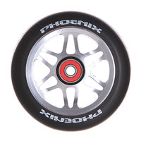 Колесо для самоката Phoenix F6 Alloy Core Wheel 110mm With Abec 9 Bearings Black