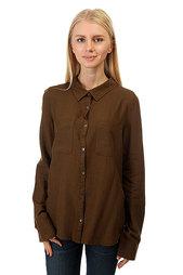 Рубашка женская Roxy Away Military Olive
