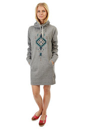 Платье женское Billabong Roa Dark Athl Grey