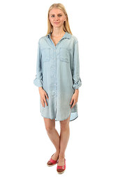 Платье женское Billabong Got The Blues Chambray