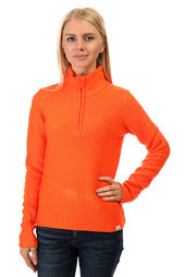 Свитер женский Roxy Rxxcourregesfl Shocking Orange