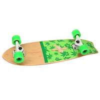 Скейт мини круизер Eastcoast Surf Hawaii Green 8.25 x 27 (68.5 см)