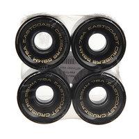 Колеса для скейтборда для лонгборда Eastcoast Shelby Black 78A 59 mm
