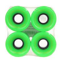 Колеса для скейтборда для лонгборда Eastcoast Shelby Acid Green 78A 59 mm