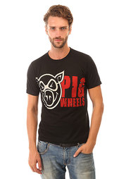 Футболка Pig Grunge Black