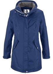 Функциональная куртка 3 в 1 (шиферно-серый/лаймовый) Bonprix