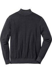 Пуловер Regular Fit (виноградный) Bonprix