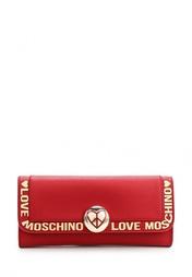 Клатч Love Moschino