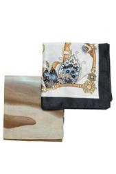 Набор шарф + платок Frantelli