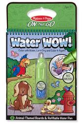 """Рисуем водой """"Животные"""" Melissa & Doug"""