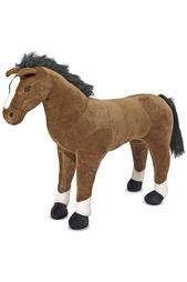 """Мягкая игрушка """"Лошадь"""" Melissa & Doug"""