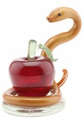 Фигурка Змея с яблоком Cose Belle Cose Rare