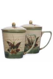 Набор: кружка чайная, 2 шт. ВЬЕТ ХАУЗ