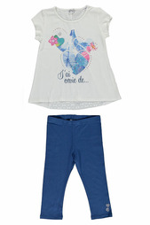 Комплект: футболка, леггинсы Sarabanda