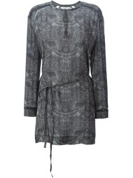 платье с принтом  Iro