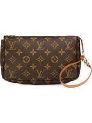 сумка с монограммным узором Louis Vuitton Vintage