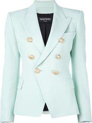 приталенный пиджак Balmain